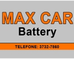 Max Car Battery em Avaré