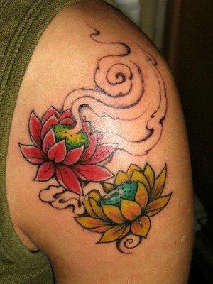 Flor De Lotus Tattoo Avare Guia Avare Guia Oficial Da Cidade