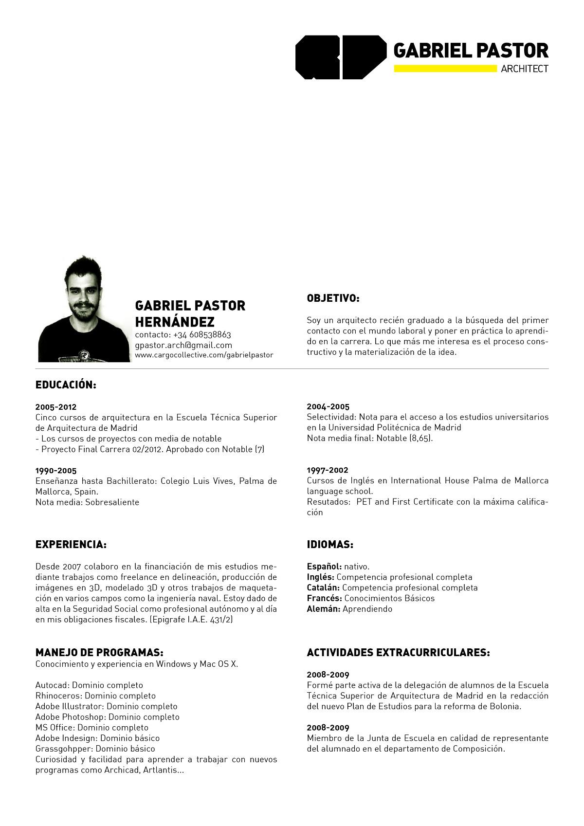 Curriculum Vitae Pdf Avare Guia Avare Guia Oficial Da Cidade De