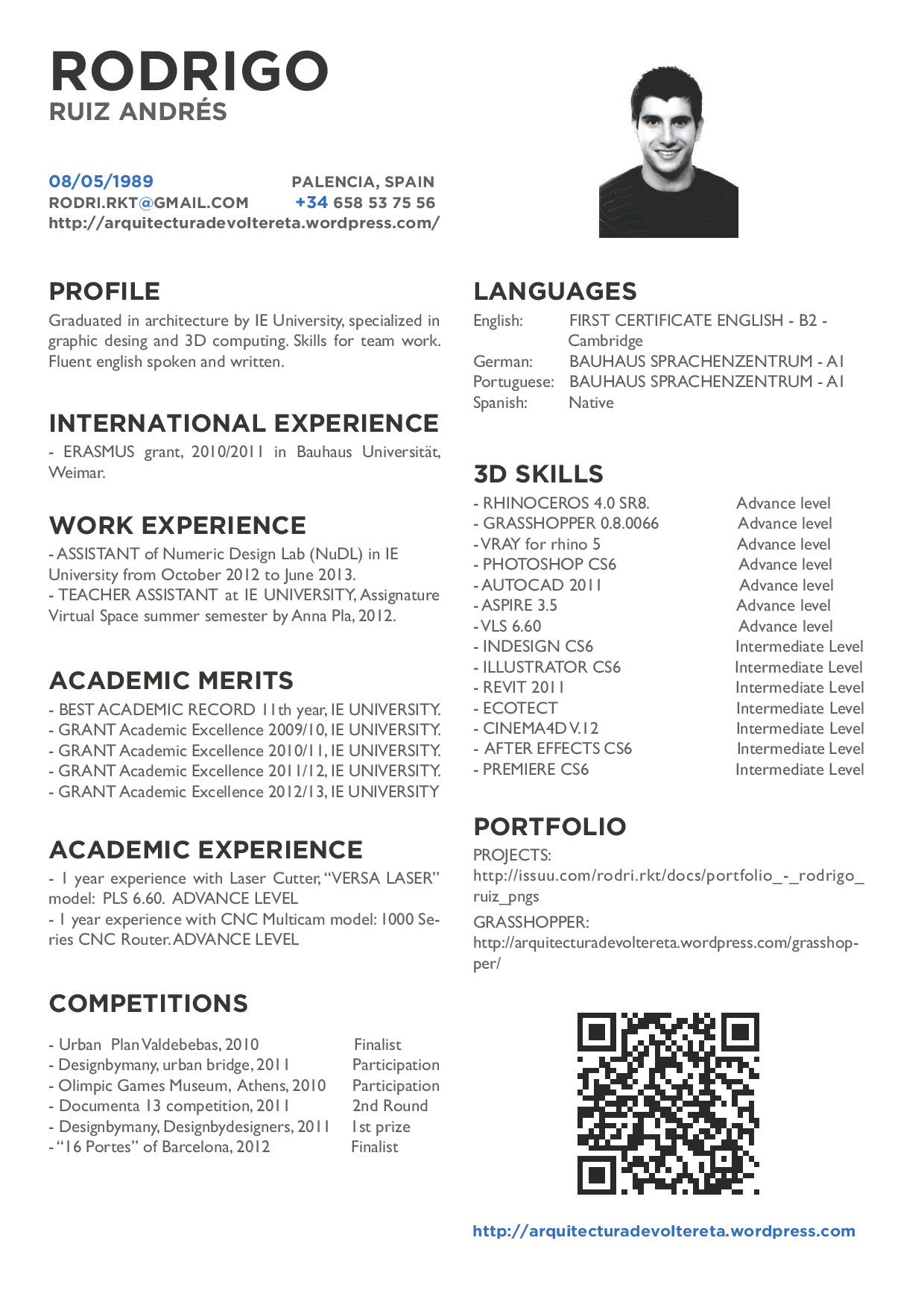 Luxury Modelo De Curriculum Vitae Filetype Doc Images - Resume Ideas ...