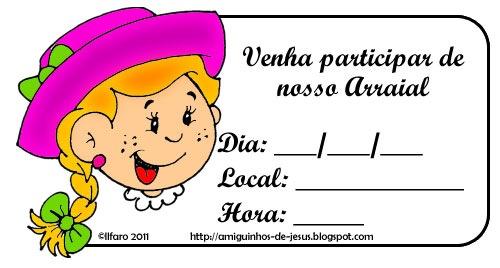CONVITE PARA FESTA JUNINA    Avaré - Guia Avaré Guia Oficial da ... 84146a036fc