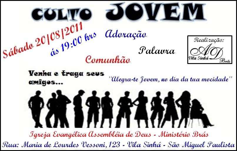 Convite Digital Culto Das Mulheres No Elo7 Te Convite F76d5e