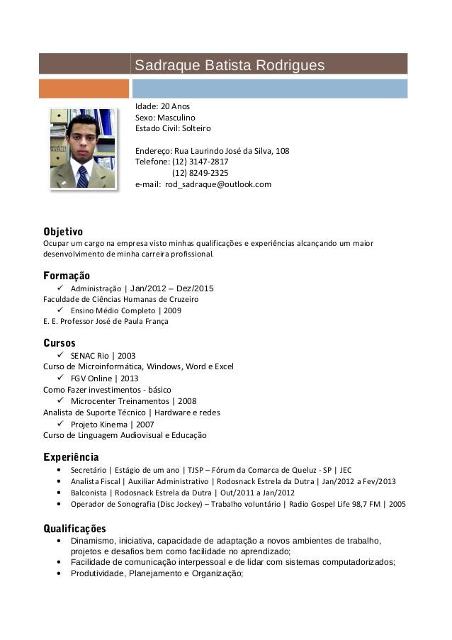 Curriculum Atualizado 2013 Avare Guia Avare Guia Oficial Da
