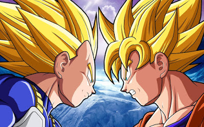 Dragon Ball Z imagens e fotos de Dragon Ball Z Goku e Vegeta Wallpaper