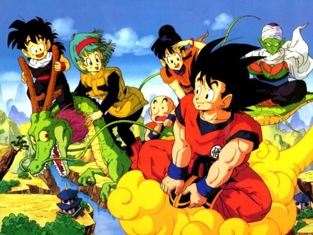 Dragon Ball Z imagens e fotos de Dragon Ball Z Voando