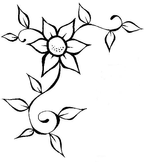 Flores Desenhos Topamastersathleticsco
