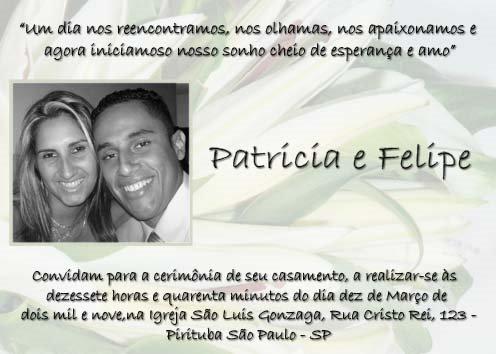 Imagens De Convites De Casamentos Avaré Guia Avaré Guia Oficial