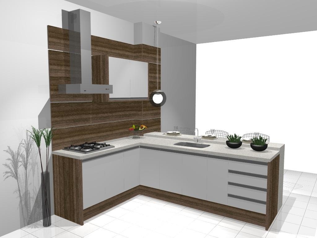 Cozinha Planejada Simples E Pequena Oppenau Info