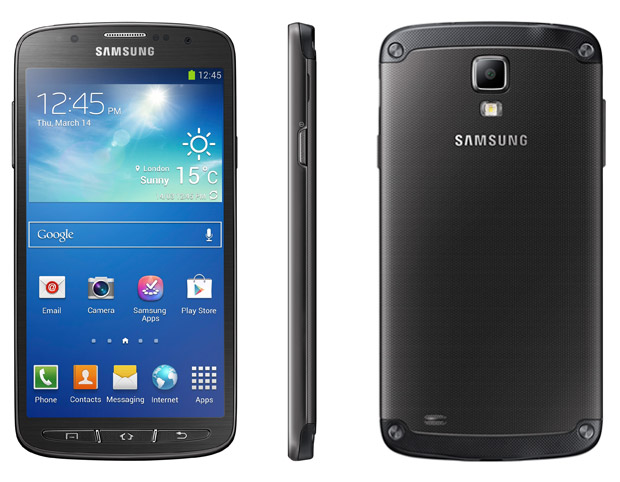 Samsung Galaxy S4 Active super resistente