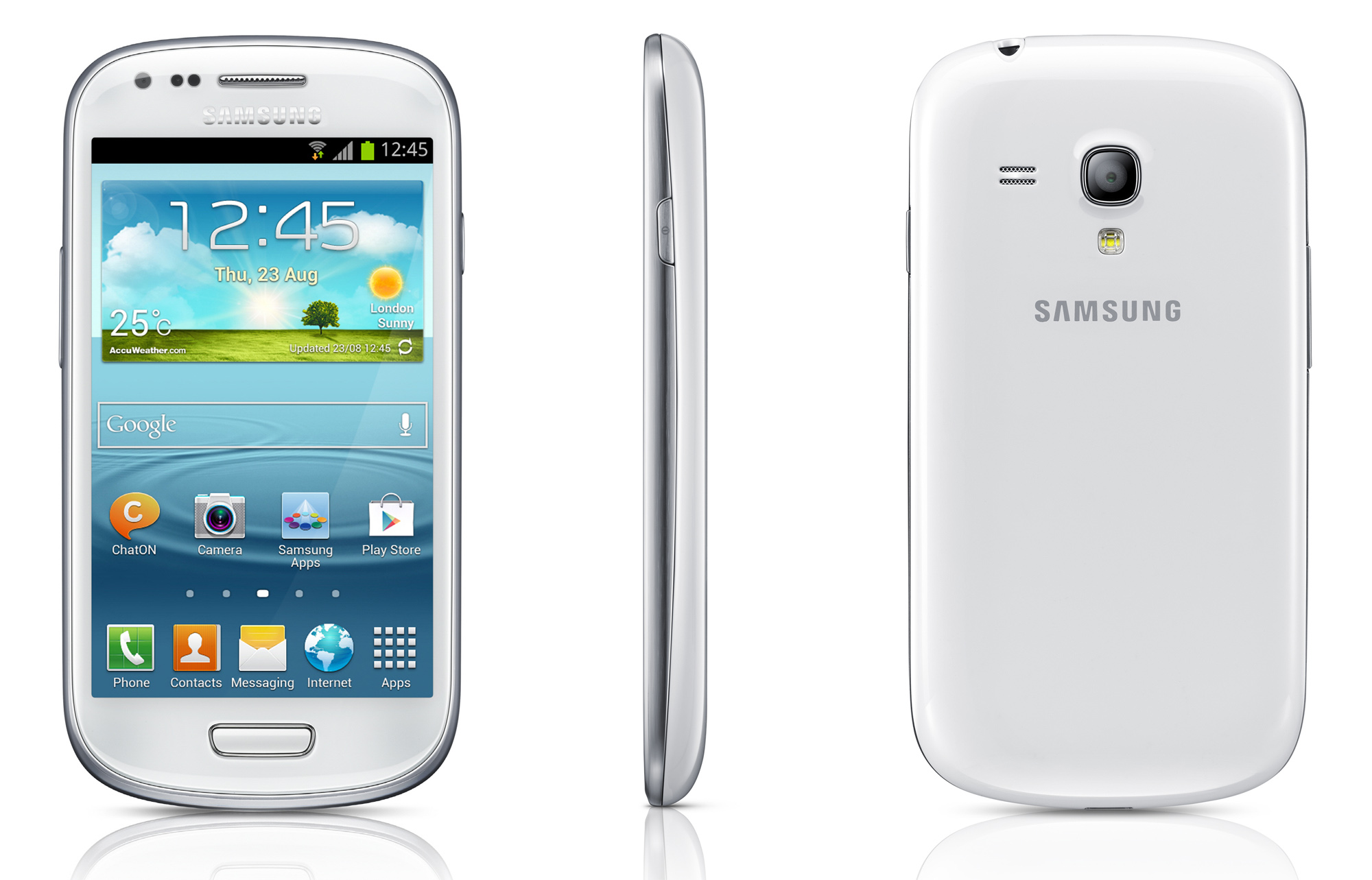 Samsung Galaxy S4 Mini branco