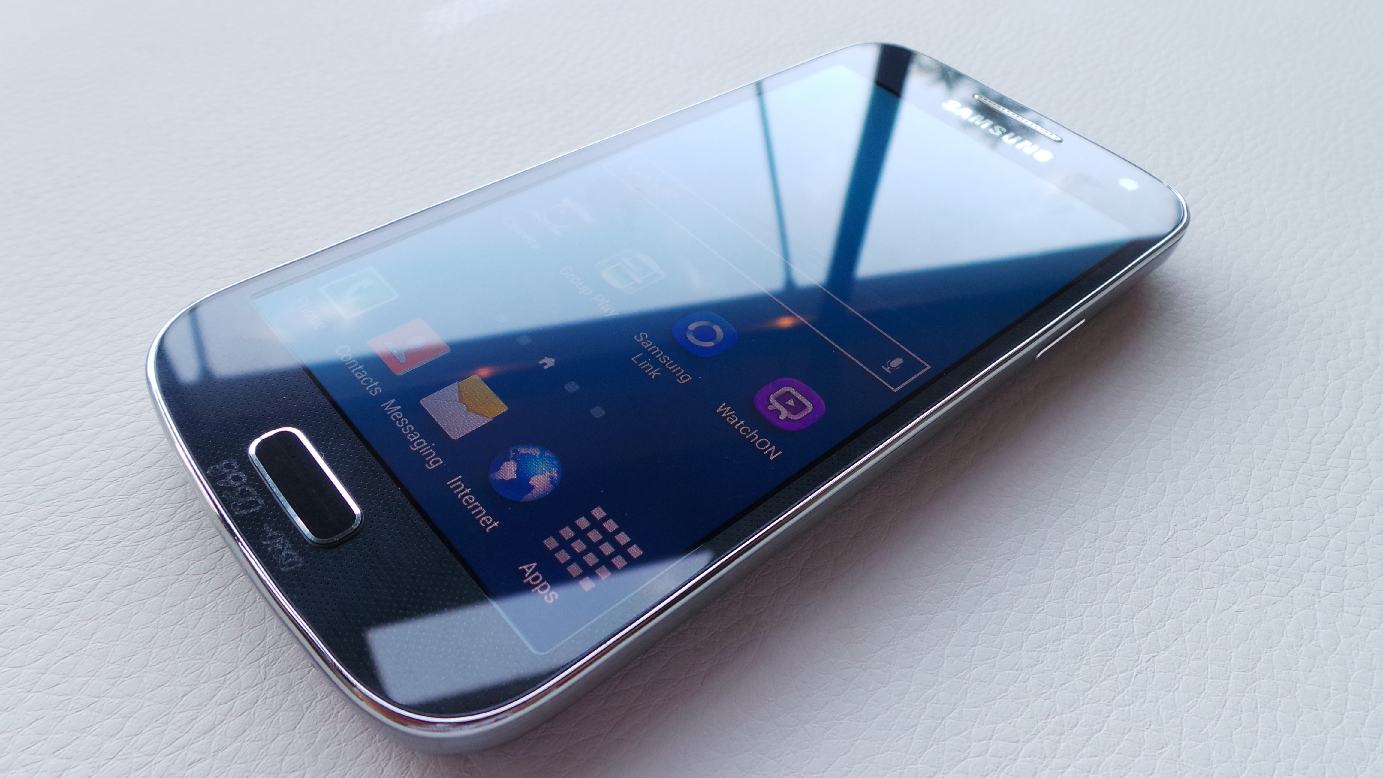Samsung Galaxy S4 Mini sistema Android